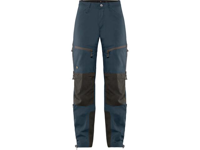 Fjällräven Bergtagen Pantalon Femme, mountain blue